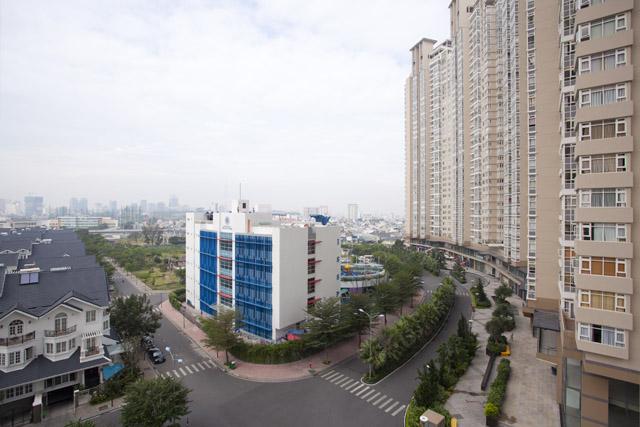 Saigon Pearl khu căn hộ mang lại niềm tin khu hạng A