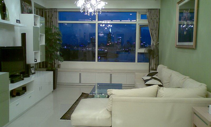 cho thuê căn hộ Saigon Pearl