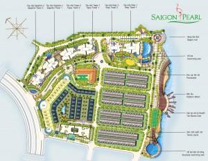 Mặt bằng Saigon Pearl