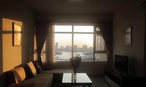 căn hộ Saigon Pearl 2 phòng ngủ