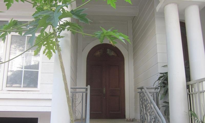 cho thuê Villa Sài Gòn Pearl