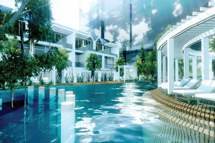 nhà phố thương mại Saigon Pearl
