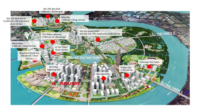 vi tri dac dia cua eco smart city