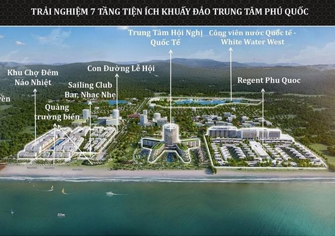 tien ich du an sailing club phu quoc villas & resort