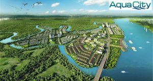 tong the aqua city
